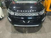 2015 Land Rover Discovery Sport 2.2 Bumper Bonnet Wing Grill Headlight Front End