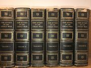 Leather Set World War One 1916 Volumes 1-6 Wwi Wwii