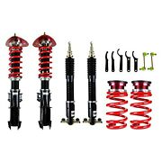 For Ford Mustang 15-19 Coilover Kit 1-3 X 1-3 Extreme Xa Front And Rear