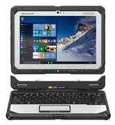 Toughbook Cf-20 Mk1intel Core M5-6y5710.1touch 8gb128gb Ssd And0390and039 Hours