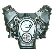 For Chevy C2500 Suburban 92-93 Replace 350cid Ohv Remanufactured Complete Engine
