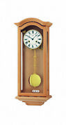Regulator Wall Clock, 14 Day Running Time From Ams Am R696/16 New