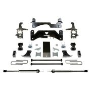 For Toyota Tundra 16-17 Fabtech 6 X 3 Basic Front And Rear Suspension Lift Kit