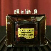 Marinair Yellow Label Lo1173/3 T1686 Output Transformer From Neve 8068 Pre-owned