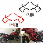 Engine Guards Crash Bars Frame Protector Fit For Bmw F800gs F700gs 2013-2017