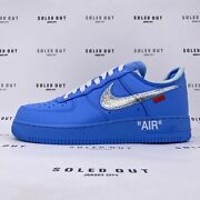 Air Force 1 Low Mca 2019 - Size 8.5 - Ci1173 400 7195-8