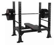 Ethos Olympic Weight Bench - Ready To Ship - New - Commercial Grade