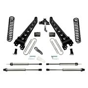 For Ford F-250 Super Duty 17-18 Suspension Lift Kit 6 X 6 Radius Arm Front And