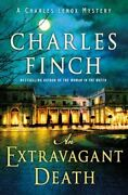 An Extravagant Death A Charles Lenox Mystery By Charles Finch Used