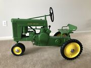 John Deere Large 60 Late Edition Pedal Tractor