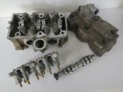 2015 Polaris Sportsman 1000 Xp 4x4 Atv Used Oem Cylinder Head W/ Cam And Cover