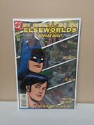 Dc Elseworlds 80 Page Giant 1 1999 Rare 1st Edition Recalled Great...