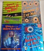 Ripleyand039s Believe It Or Not 4 Books Eye-popping Oddities Shatter Senses Download