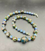 Lot Of Vintage Jewelry Old Ancient Antique Gabri Romanand039s Glass Beads