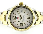 Tag Heuer Professional 200 Meters 18k Gold/stainless Steel Quartz Watch 42 Mm