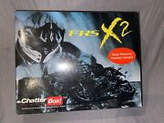 Brand New Chatterbox Frs X2 Open Face Helmet Kit Motorcycle Talking Riding Radio
