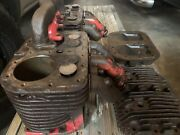 Wisconsin Ve4 Vh4 Vf4 Tfd Thd Tjd Cylinder Head Ab-86a Cast Iron Bobcat 610