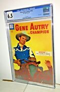 Gene Autry Comics 103, Cgc 6.5, Off-white To White Pages