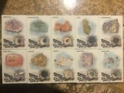2020 Topps Allen And Ginter Digging Deep Relics Complete Set 10, /10