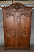 Ethan Allen Legacy Country French Armoire Pine 13-9423 Finish 149