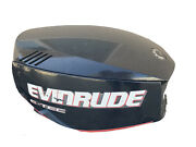 Evinrude 115hp Etec 2007-2008 Cowl Cover Cowling Hood Bombardier Outboard 285628