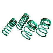 For Chevy Cavalier 96-02 1.7 X 1.5 S-tech Front And Rear Lowering Coil Springs