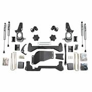 For Chevy Suburban 2500 01-10 Suspension Lift Kit 4.5 X 3 Standard Front And