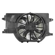 For Saturn Vue 2005-2007 Pacific Best Engine Cooling Fan Assembly