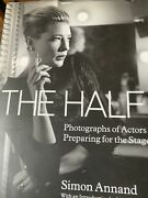 Half By Simon Annand And Michael Kustow - Hardcover Excellent Condition