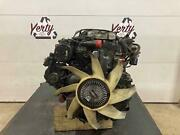 4m50 4 Cyl 4.9l Diesel Engine No Start Selling As Is Complete Rebuilder 05 Fuso
