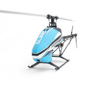 Alzrc N-fury T7 Fbl 6ch 3d Flying Rc Helicopter Kit
