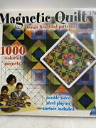 Magnetic Quilt Puzzle Spacial Critical Thinking Craft Home School Orb Factory