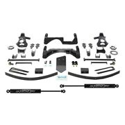 For Chevy Silverado 1500 07-13 6 X 6 Basic Front And Rear Suspension Lift Kit