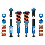 For Lexus Rc300 18 1-2.5 X 1-2.5 St-p Front And Rear Lowering Coilover Kit
