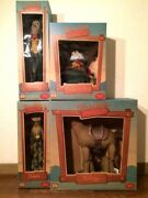 Toy Story Life Size Prop Replica Woody/jessie/prospector/bullseye By Young Epoch