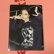 Blackpink In Your Area Dvd Limited Official Photo Card Pc Black Pink Jisoo