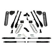 For Ford F-250 Super Duty 17-18 6 X 6 4 Link Front And Rear Suspension Lift Kit