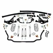 For Chevy Camaro 70-81 2 X 2 Stage 2.5 Front And Rear Handling Lowering Kit