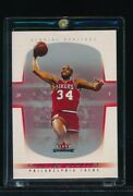 2004 05 Fleer Genuine 101 Charles Barkley Reflections Parallel /100 Impossible