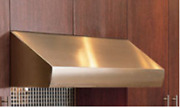 Wolf Pw362210 36 Wall Mount Canopy Range Hood Blower Not Included
