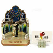 Figure Dance Scene Final Fantasy Viii Cold Cast Collection Excellent From Japan