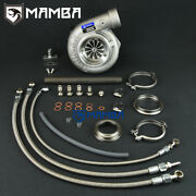 Mamba Bb Turbo For Rb25det 4 Twisted As Gtx3584r .61 V-band In / Out