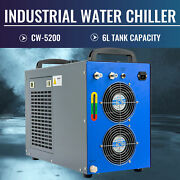 Industrial Water Chiller For Factory Tools 60w 70w 80w 90w 100w Laser Tubes