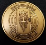 Rare Afsoc 6th Special Operations Squadron Air Commandos 6th Sos Challenge Coin