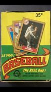 1987 O-pee-chee Cherry Unsearched Unopened Box Poss.barry Bonds Will Clark Rc