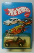 Hot Wheels 1982 Jeep Cj-7 3259 Malaysia Unpunched