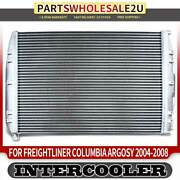 Charge Air Cooler Intercooler For Freightliner Columbia Argosy 2004 2005-2008