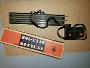 Lionel Pcs Controller W/1019 And Rcs Track,unload/uncouple,2 Buttons,027 Track Sec