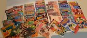 Comic Books Lot Of 42 Mighty Thor Sgt Rock Alien Fire Starman Video Jack Various