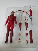 Star Ace The Hunger Games Katniss Everdeen Red Armor Collectible Figure 1/6 Comp